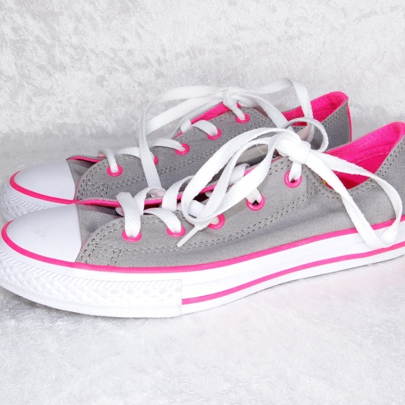 4f3aff0c72e1 Converse Chuck Taylor Double Tongue 4Y women 6
